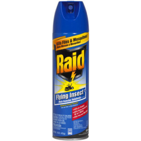 RAID 15OZ FLYING INSECT KILLER