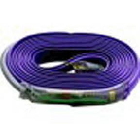 24' ELECTRIC PIPE HEATING CABLE-BUILT IN THERMOSTAT
