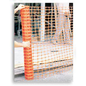 4' X 100'SAFETY FENCE - ORANGE