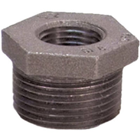 1-1/2 X 3/4 BLACK BUSHING