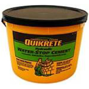 10lb HYDRAULIC WATER STOP CEMENT