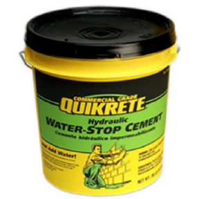 20lb HYDRAULIC WATER STOP CEMENT
