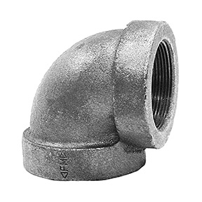 "1-1/4"" STEAM 90 ELBOW"