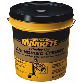 20lb ANCHORING CEMENT