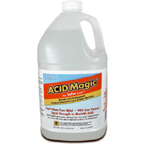 GAL ACID MAGIC MURIATIC REPL. ACID