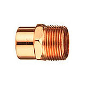 1/2 COPPER X MALE ADAPTER