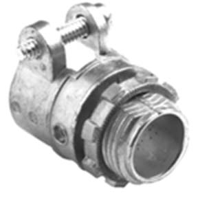 1/2 GREENFIELD ANGLE CONNECTOR