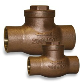 "1/2"" IPS SWING CHECK VALVE"