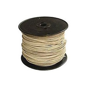 #12 STR WHITE BLDG WIRE-500'