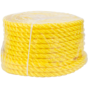 1/2 X 100'YELLOW POLY ROPE