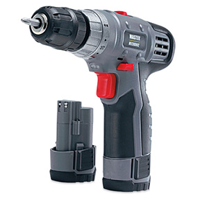 "MM 12V LI-ION 2 SPEED 3/8"" COMPACT CORDLESS DRILL/DRIVER"