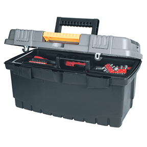 "19"" QUICK LATCH TOOLBOX"