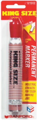 RED KING SIZE MARKER