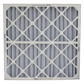 "16"" X 20"" X 2"" PLEATED AIR FILTER"