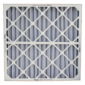 25 x 25 x 2 PLEATED AIR FILTER