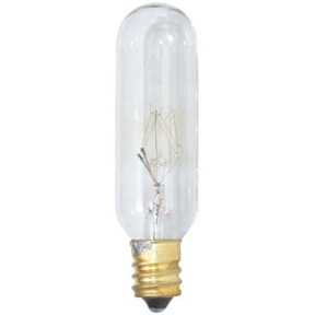 15W T6 SCREW IN CLEAR EXIT BULB