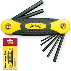 5 PC HEX KEY SET (3/16-3/8)