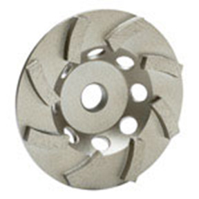 "MK 4"" DIAMOND GRINDING CUP WHEEL"
