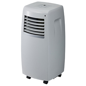 WP 10K BTU PORTABLE AIR CONDITIONER 115V WINDOW