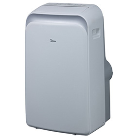 WP 12K PORTABLE AIR CONDITIONER-WINDOW KIT