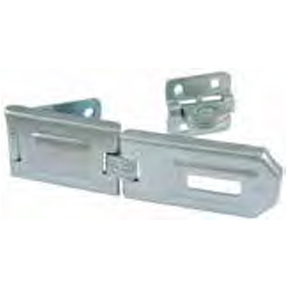"7-1/4"" DOUBLE HINGE SAFTEY HASP (96435)"