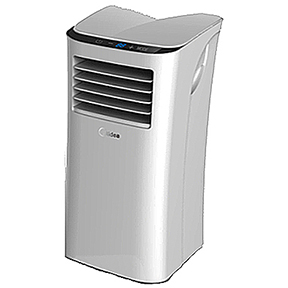 "WP 8,000 BTU PORTABLE AIR CONDITIONER 13.74""W x 29.49""H"