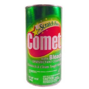 14 OZ COMET CLEANSER