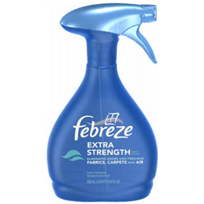 16.9 OZ FEBREZE X STRENGTH FABRIC REFRESHER