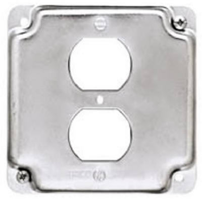 1G 1900 DUP. RECEPTACLE COVER 902C