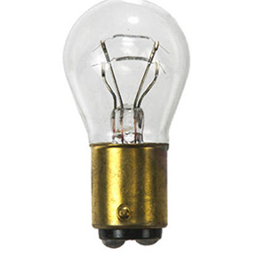 2 PACK CLEAR MINIATURE AUTOMOTIVE REPLACEMENT BULB