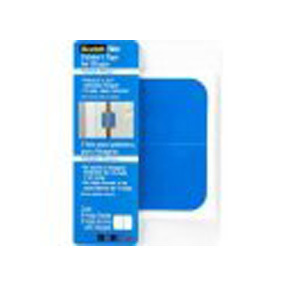 "3M BLUE TAPE FOR HINGES - 9PK FITS 3.5"" X 3.5"" STANDARD"
