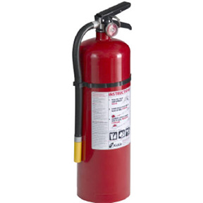 PRO 460 FIRE EXTINGUISHER