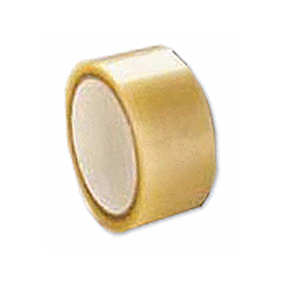"2""X 110 YDS CLEAR PACKING TAPE"