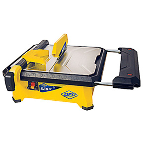 "QEP 7"" WET TILE SAW"