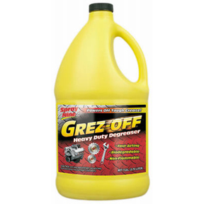 GAL GREZ-OFF DEGREASER