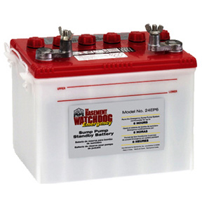 6HR 140A DEEP CYCLE EMERGENCY BATTERY