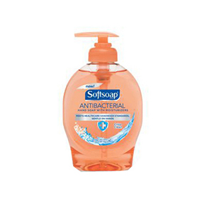 7.5 OZ SOFTSOAP ANTIBACTERIAL HANDSOAP WITH MOISTURIZERS