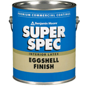 GAL SUPER SPEC EGGSHELL MED BASE