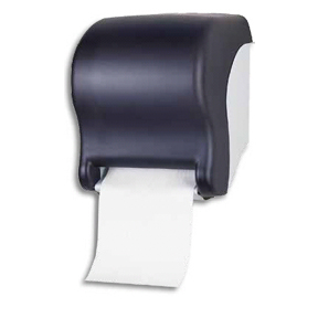 ECO FRIENDLY AUTOMATIC ROLL TOWEL DISPENSER