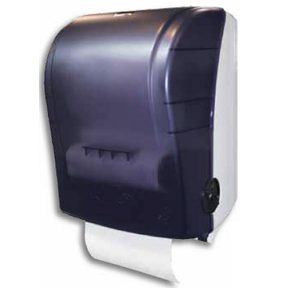 MECHANICAL HANDS FREE PAPER TOWEL DISPENSER