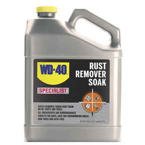 WD-40 SPECIALIST GAL RUST REMOVER SOAK