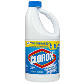 64OZ CLOROX BLEACH