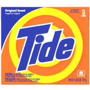 20oz REGULAR TIDE DETERGENT
