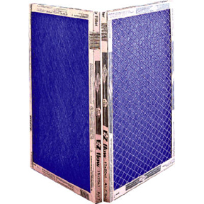 20 X 20 X 2 AIR FILTER REINFORCED ON ONE SIDE