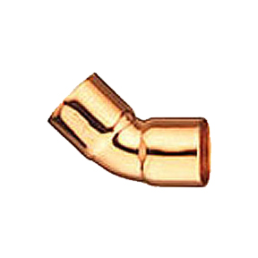 1-1/2 COPPER 45 ELBOW