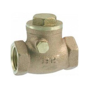 3/4 COPPER SWING CHECK VALVE
