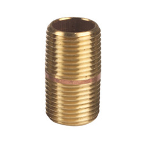 1-1/2 X CL BRASS NIPPLE