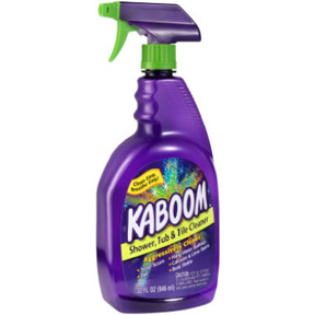 KABOOM 32OZ SHOWER, TUB, AND TILE CLEANER
