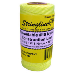 STRINGLINE 250' YELLOW MASON TWINE