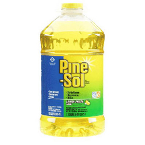 144OZ LEMON SCENT PINE SOL CLEANER